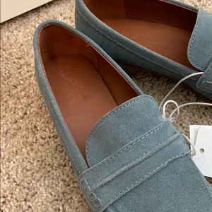 Universal Thread Shoes - New! Universal Thread dusty blue loafers